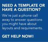 Need a template or have a question?